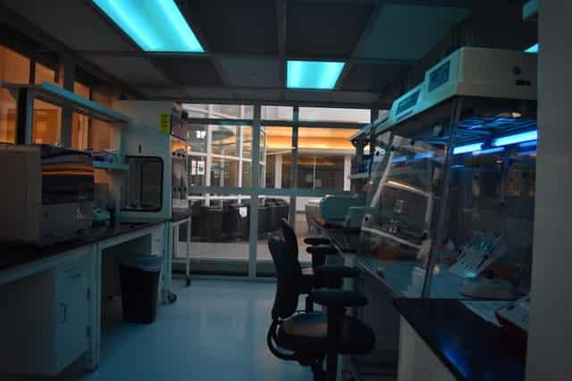 LMAMR ancient lab